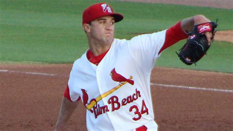 cards minor league report flaherty   strong start