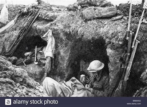 Trench Conditions Ww1 Wwwpixsharkcom Images