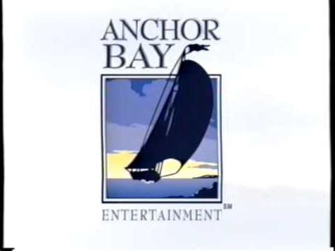 Anchor Bay Entertainment (1992) Company Logo (VHS Capture ...