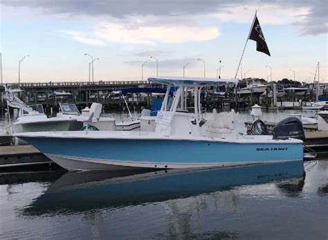 Sea Hunt Boats Norfolk by 2015 Sea Hunt Bx 24 Br Norfolk Va For Sale 23502 Iboats