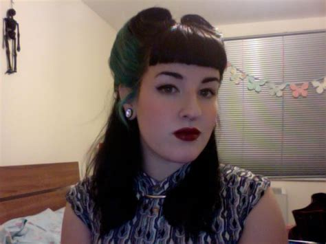 1950s Hairstyles With Bangs by 1000 Images About 1950s Betty Fringe 50s Fringe On