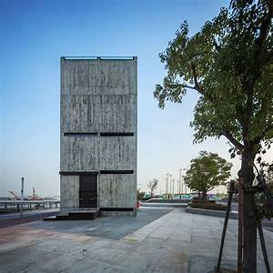 atelier FCJZ erects a vertical glass house in shanghai