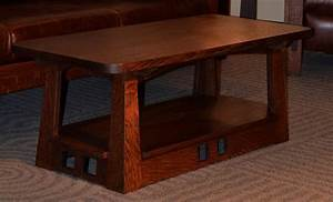 get comfort with a mission style coffee table coffee With bench style coffee table