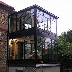 Véranda Fer Forgé : v randa fer forg sur tage architecture pinterest ~ Premium-room.com Idées de Décoration