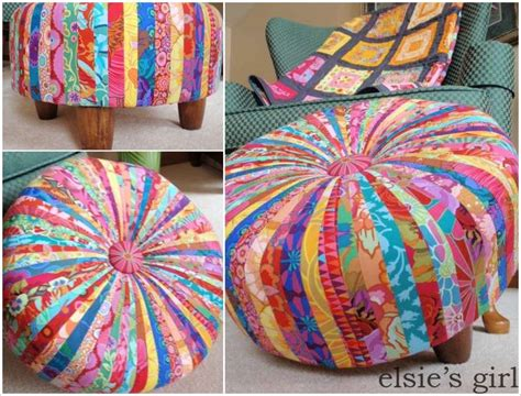 creative ideas  recycle fabric scraps  home decor