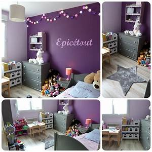 stunning decoration chambre fille 5 ans photos design With deco chambre fille 5 ans