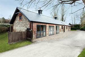 Old Horse Stables Become a Modern Home with Character ...
