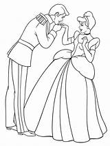 Coloring Disney Cinderella Prince Pages Characters Princess Charming Walt Fanpop sketch template