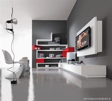 modern tv wall unit modern wall creative side libreria angolo diotti a f arredamenti