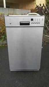 Siemens geschirrspulmaschine in tubingen geschirrspuler for Siemens geschirrspülmaschine