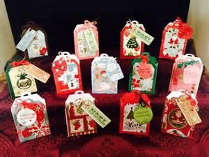 christmas holiday favor boxes tea party bakers dozen