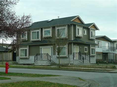 Multi Family House :  Multi-family Housing And Crime In Vancouver