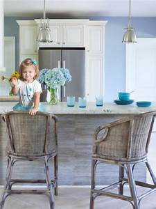 7 coastal inspired kitchens hgtv With kitchen cabinet trends 2018 combined with 4 votive candle holder