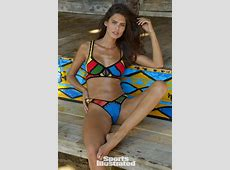 Bianca Balti is the Sports Illustrated Swimsuit Rookie of