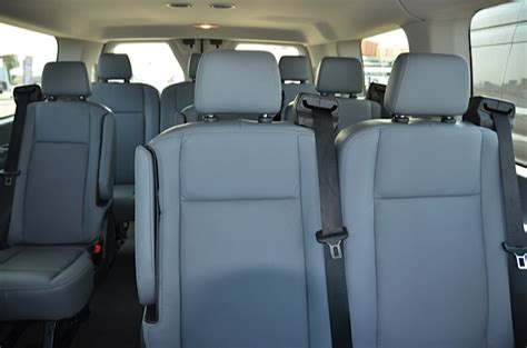 Best Family Vans Car Review 2015 Ford Transit Family The Future Of
