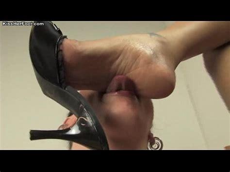 Czech Lesbian Foot Worship