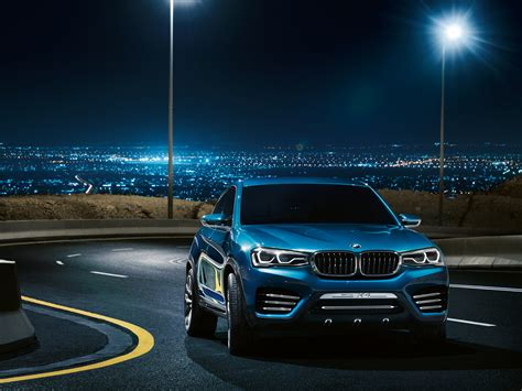 Blue Moon Bmw by Blue Bmw X4 Crossover Wallpapers And Images Wallpapers