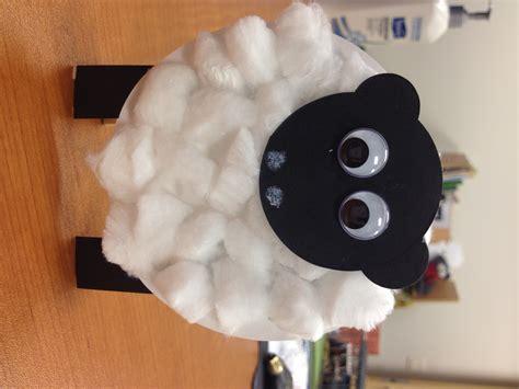 sheep crafts for preschool sheep craft new calendar template site 276