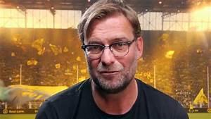 Eine Nachricht zum Abschied von Jürgen Klopp - YouTube