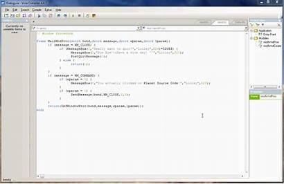 Basic Visual Code Language Vb6 Programming Compiler