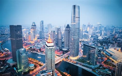 China's Foreign Ministry Puts Tianjin On World Map - The ...