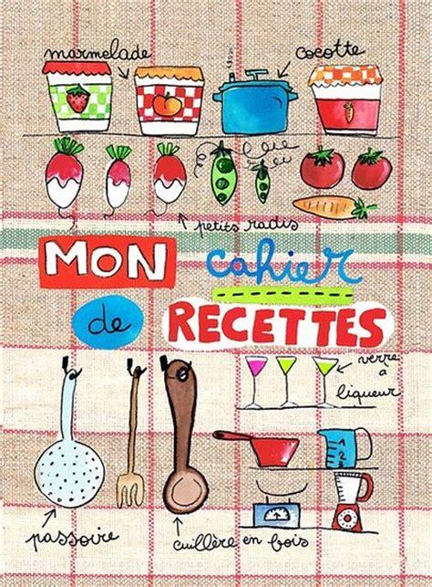 livre recette de cuisine mon cahier de recettes pour la cuisine maki papier recyclé