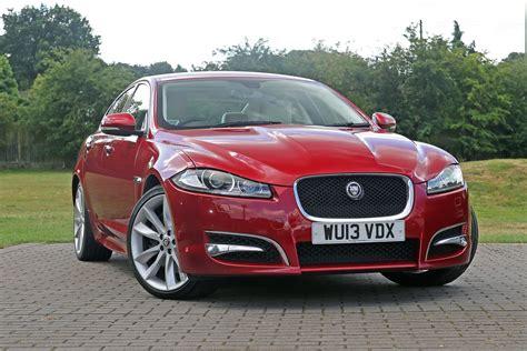 jaguar xf review auto express