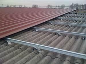 Renovation Toiture Fibro Ciment Amiante : couverture toiture fibro ciment eauconcert ~ Nature-et-papiers.com Idées de Décoration