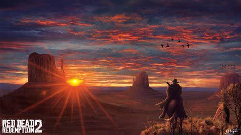 Red Dead Redemption 2 Wallpaper Hd 13