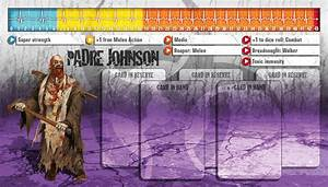 padre johnson zombicide