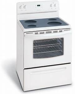 Frigidaire Freestanding Electric Range Manual