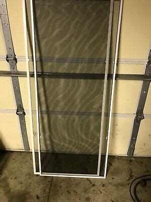 pella casement window screens     local pu  ebay