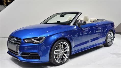 Rs3 Convertible by Audi S3 Cabriolet Is A Two Door Temptress Autoblog