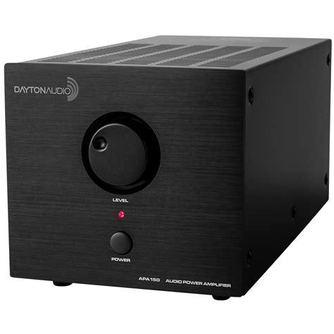 refurbished dayton audio apa150 150w power lifier