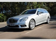Mercedes E220 CDI Estate Sport Group tests Auto Express