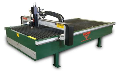 vicon fabricator hd plasma cutting system