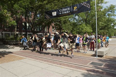 Purdue Continues Trend Of Highcaliber Students, Including Many Of The State's Best Purdue