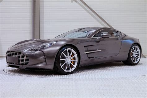 Aston Martin One-77 For Sale At .1 Million In Holland