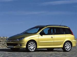 Peugeot 206 1 4 Hdi : peugeot 206 sw 1 4 hdi test ~ Gottalentnigeria.com Avis de Voitures
