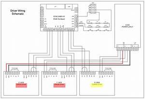Cnc Breakout Board Wiring Diagram  U2013 Volovets Info