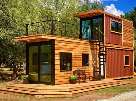 helm shipping container cabin  cargohome