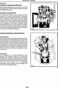 New Holland Ls140  Ls150 Skid Steer Loader Service Manual
