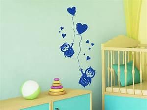 Babyzimmer Gestalten Beispiele : wandtattoo selber gestalten herausforderung oder ~ Indierocktalk.com Haus und Dekorationen