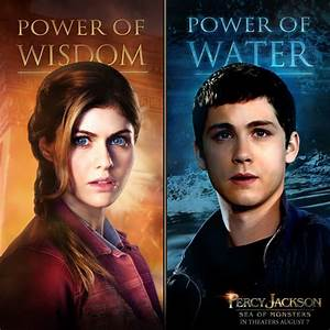 PERCY JACKSON: SEA OF MONSTERS Posters and Images, THE ...