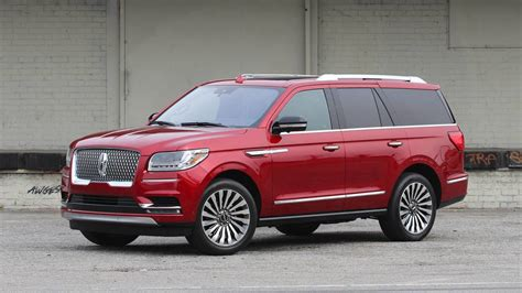2018 Lincoln Navigator First Drive Large And In Charge