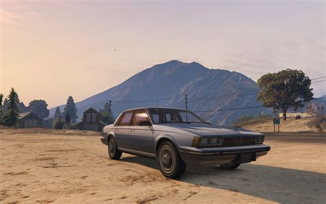 3 compartment with hand 1986 buick century limited add on replace gta5 mods com