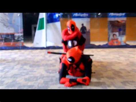 Deadpool Style Youtube