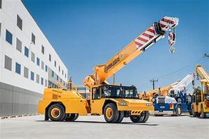 Top Crane Companies In The United States
