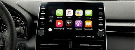 toyota apple carplay features  capabilities