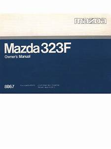 Mazda 323 F Manual